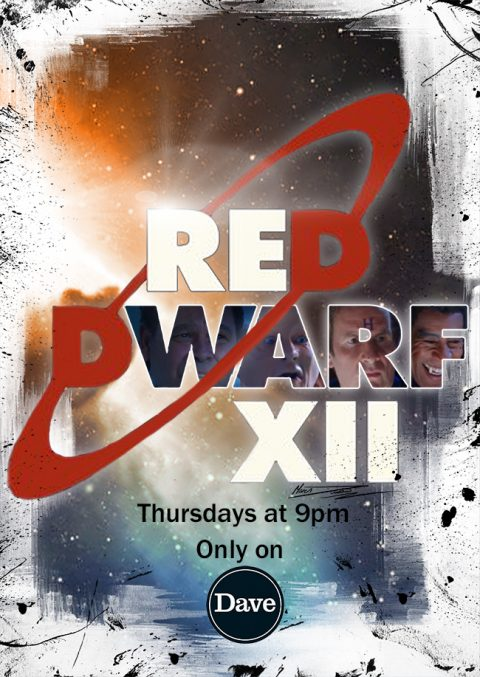 Red Dwarf Poster #1