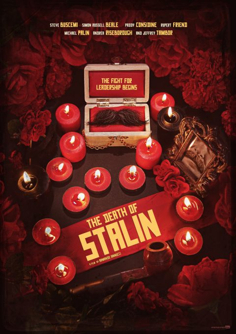 The Death of Stalin Poster v.2