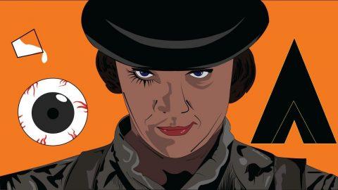 A Clockwork Orange (Malcolm McDowell)
