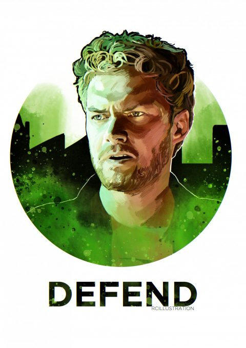 The Defenders- Iron Fist