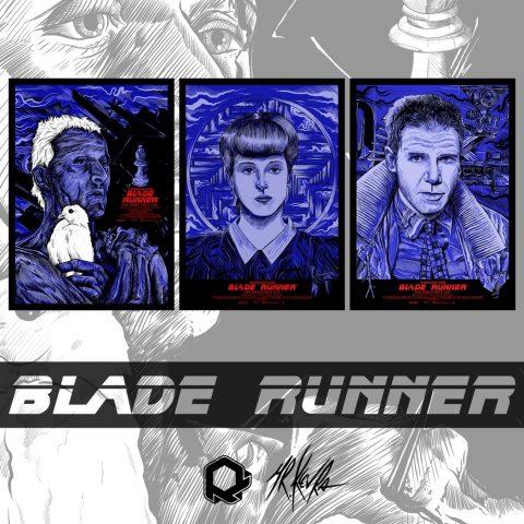 COMBO PACK TRIBUTE BLADE RUNNER