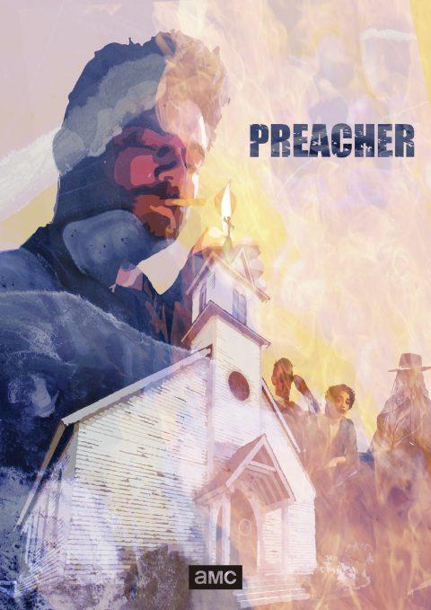 PREACHER / PABLO SALAMANCA MANSO