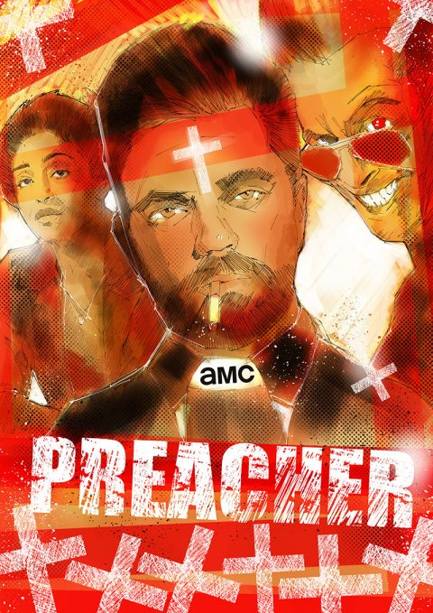 PREACHER Creative Brief Submission