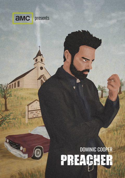 Preacher – Poster