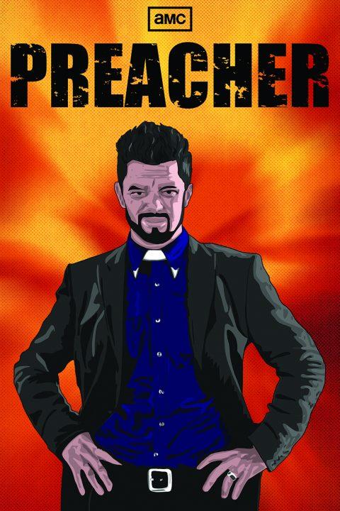 Preacher Poster 1
