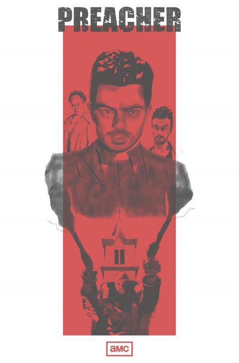 Preacher Poster 2