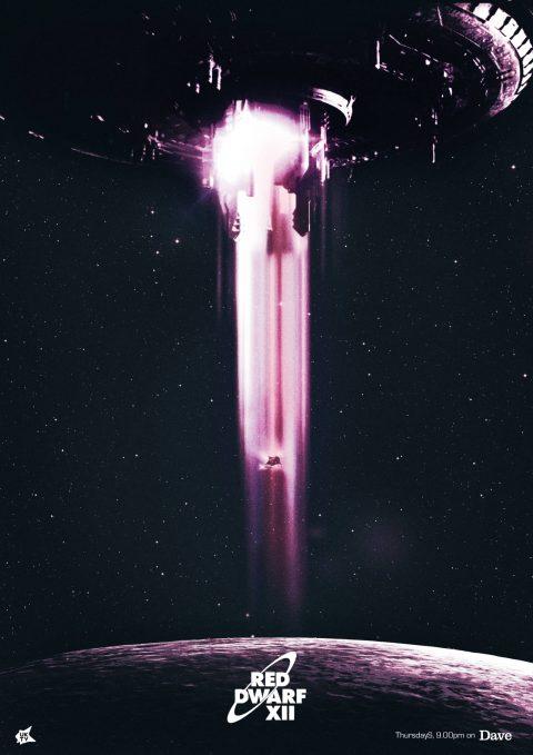 Red Dwarf XII – Teaser Poster