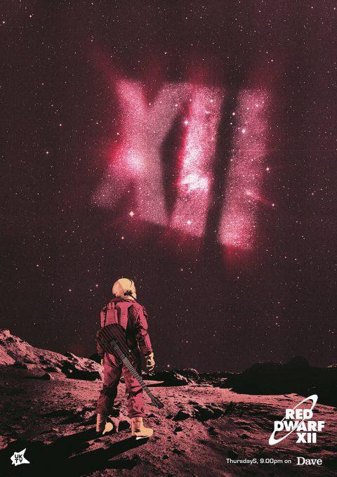 Red Dwarf XII – Teaser Poster 2