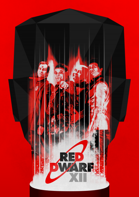 Red Dwarf XII Poster Design Entry