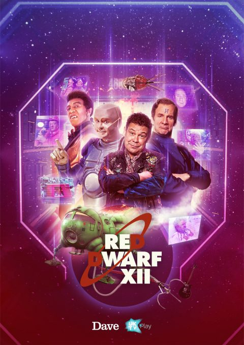 Red Dwarf XII – Poster Competition Entry