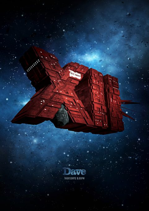 Red Dwarf XII Teaser