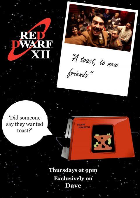 Red Dwarf XII Chloe Penn