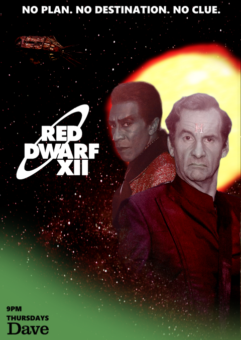 Red Dwarf XII – Rimmer/Cat