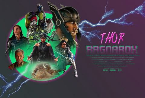 Thor Ragnarok Alternative Movie Poster