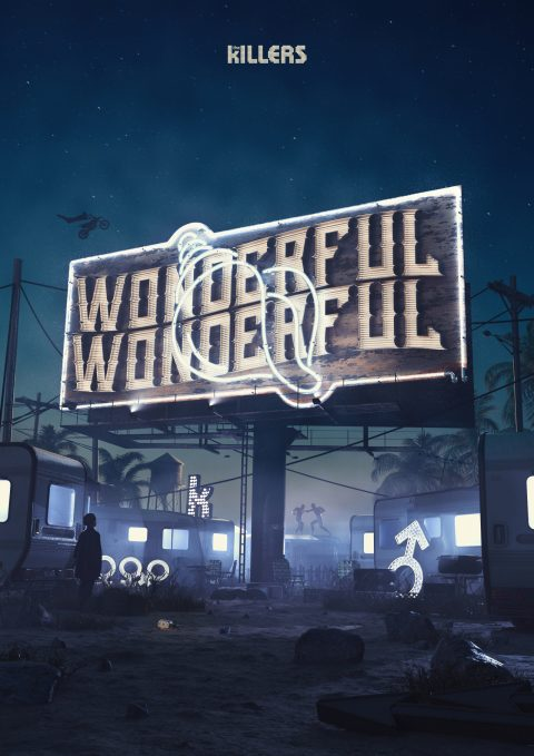 The Killers – Wonderful Wonderful
