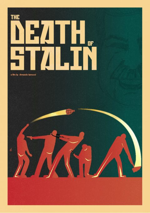 The Death of Stalin – Alternative Poster