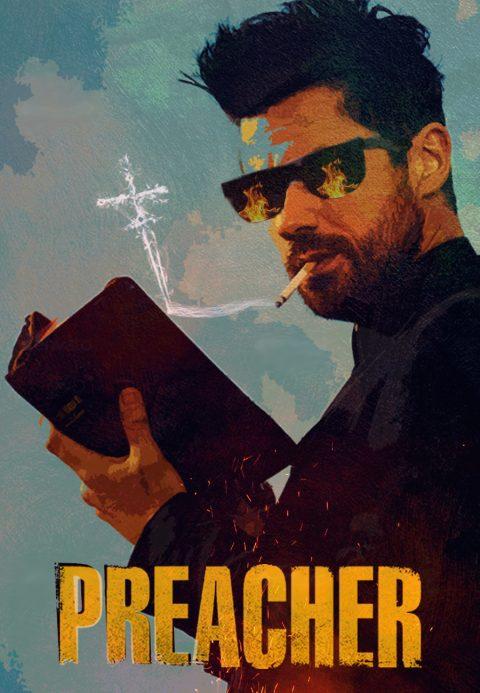 Preacher alternative poster