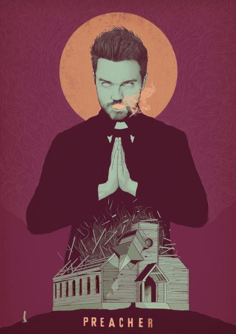 Preacher (Alternative Version)