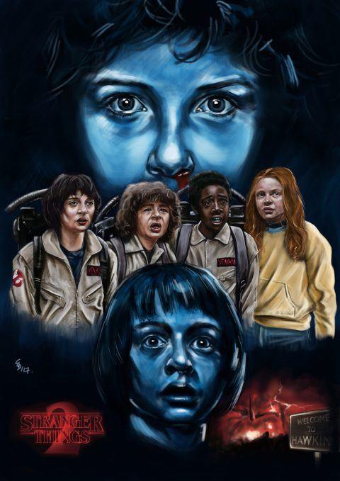 Stranger Things 2 – Netflix TV
