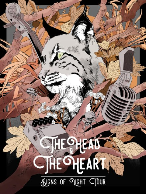 THE HEAD & THE HEART – Signs of Light Tour