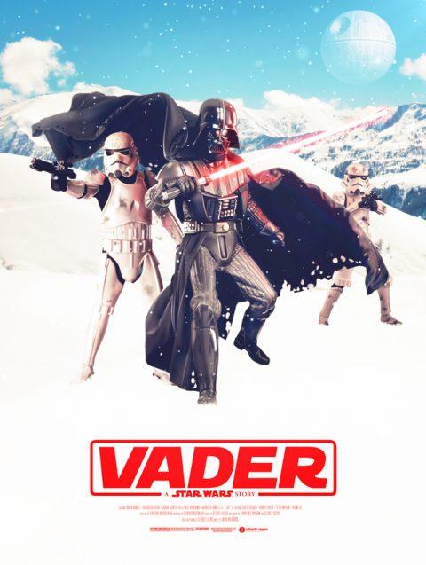 VADER. HOTH variant