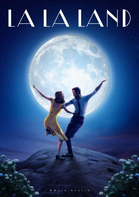 La La Land-Poster 1