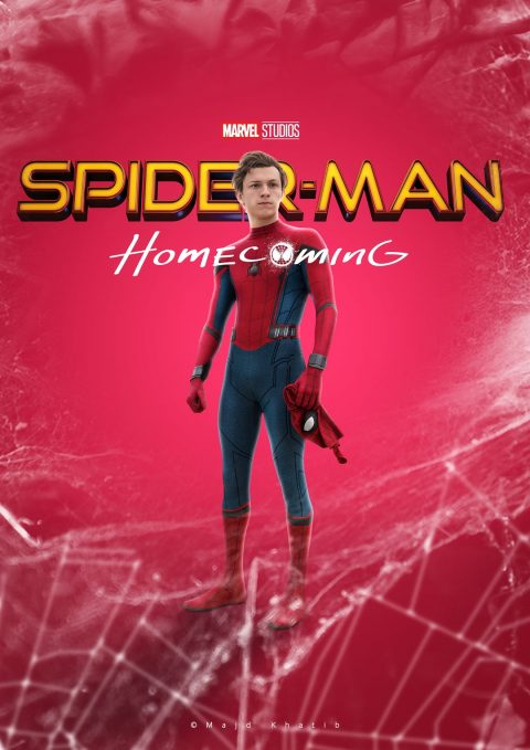 Spider-Man Homecoming-Poster 1