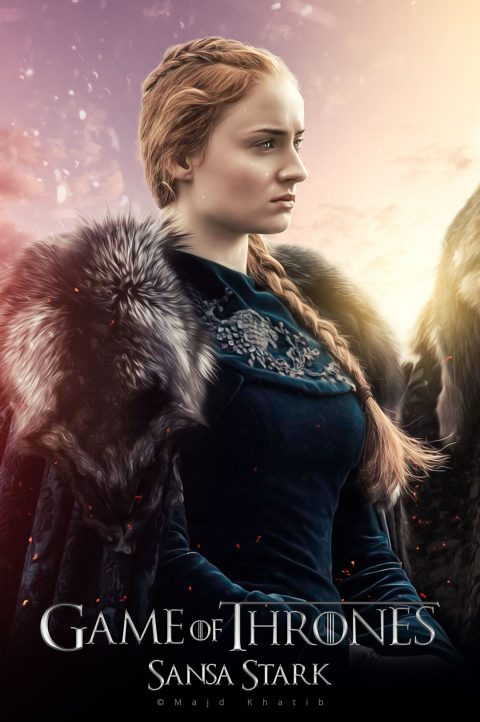 Game Of Thrones – Sansa Stark