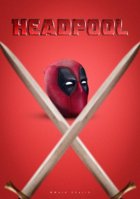 Deadpool – Poster 1