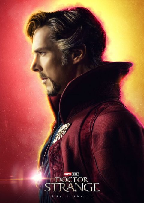 Doctor Strange – Poster 1