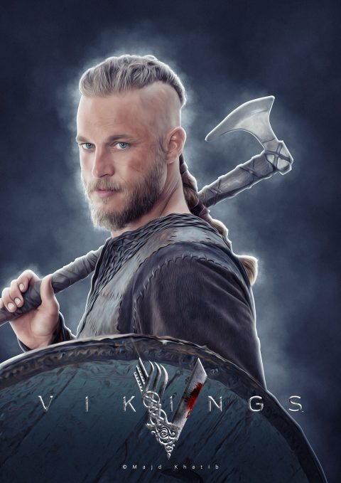 Vikings – Ragnar Lothbrok