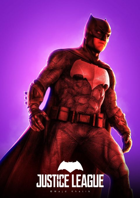 Justice League – Batman