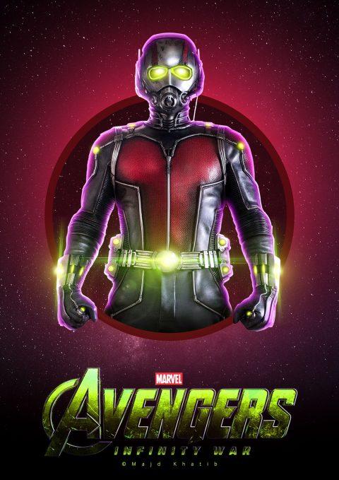 "Avengers ""Infinity War"" – Ant-Man"