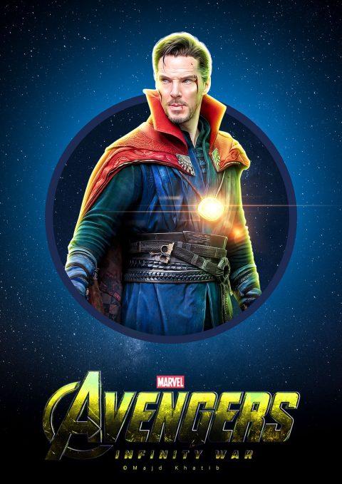 """Avengers """"Infinity War"""" – Doctor Strange"""