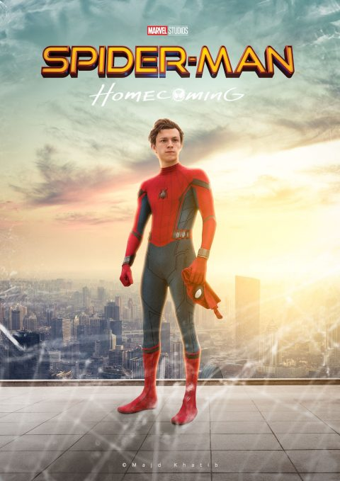 Spider-Man Homecoming-Poster 2