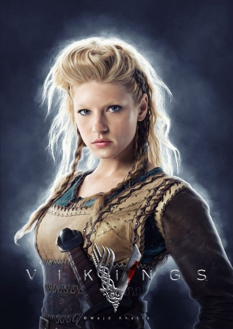 Vikings – Lagertha