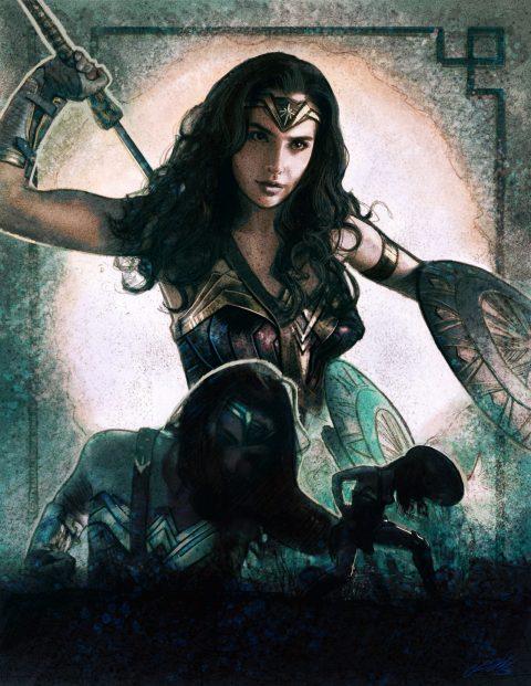 Wonder Woman Concept