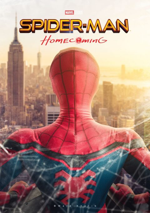 Spider-Man Homecoming-Poster 3