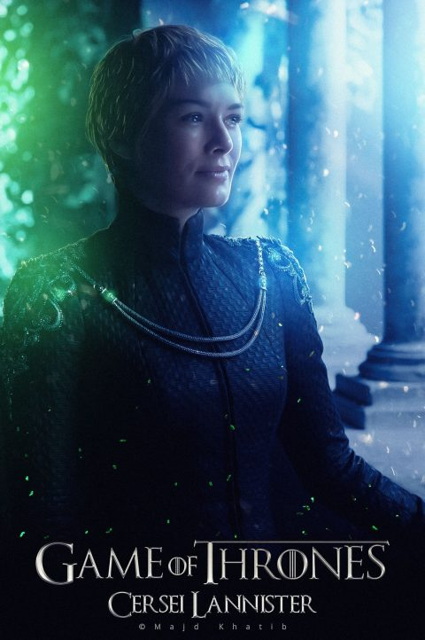 Game Of Thrones – Cersei Lannister