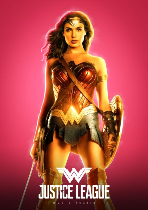 Justice League – Wonder Woman