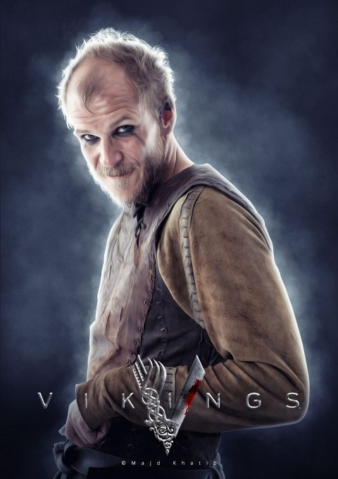 Vikings – Floki
