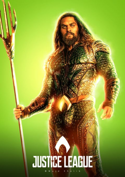 Justice League – Aquaman