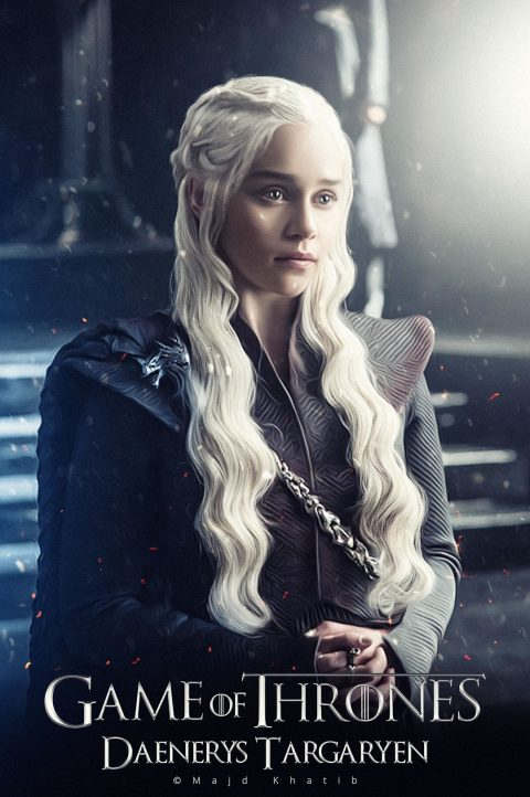 Game Of Thrones – Daenerys Targaryen