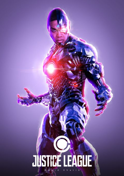 Justice League – Cyborg