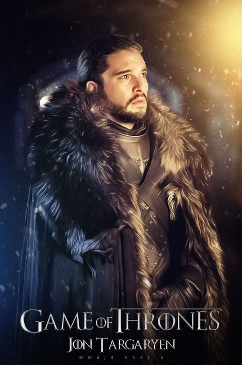 Game Of Thrones – Jon Snow