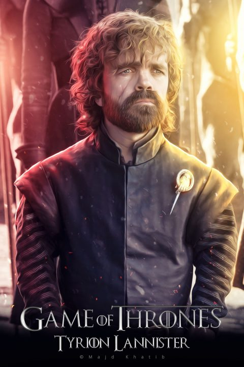Game Of Thrones – Tyrion Lannister