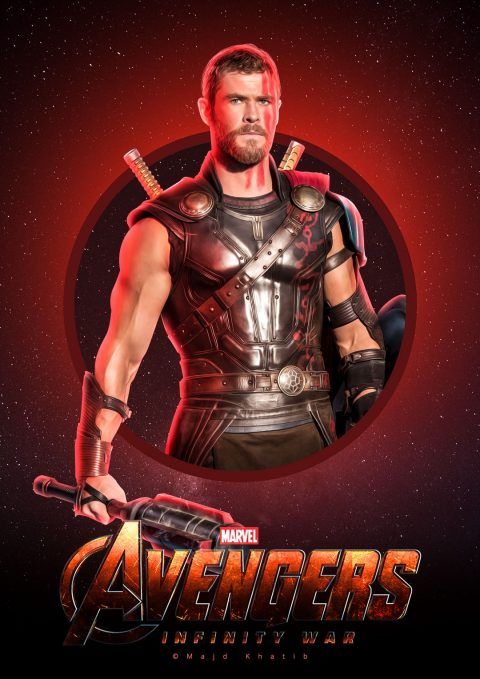 "Avengers ""Infinity War"" – Thor"