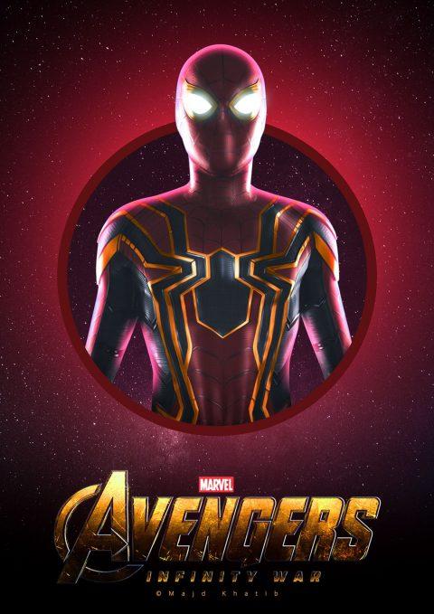 """Avengers """"Infinity War"""" – Spider Man"""