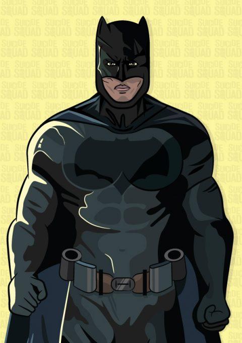 Suicide Squad – Batman