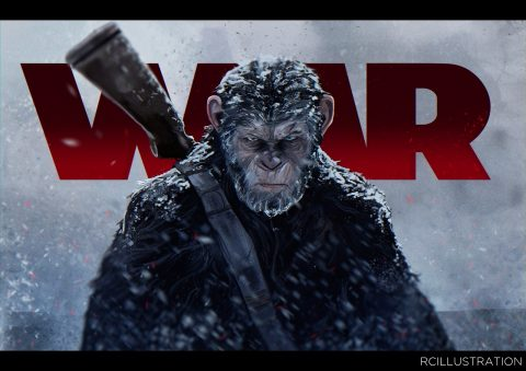 Planet of The Apes- Caesar